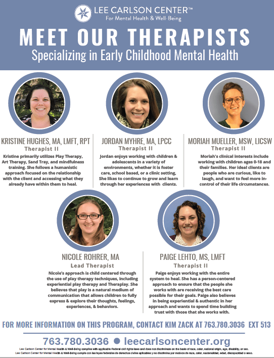 Our Early Childhood Team is here to help