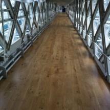 Tower Bridge Floor Restoration by Lee Chapel Floors Essex