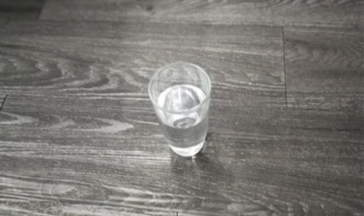 Entonces diga usted, ¿el vaso está medio vacío o medio lleno?