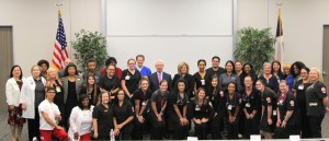 Lee College cuts ribbon on McNulty-Haddick Nursing Complex Expansion