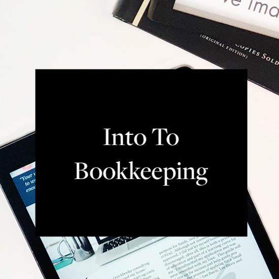 Intro to BookKeeping