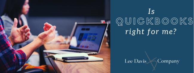 Is QuickBooks right for me?