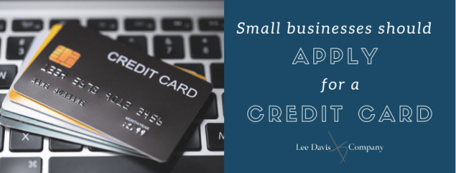 Credit Card for Small Businesses