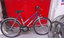 Yeti step-over bicycle