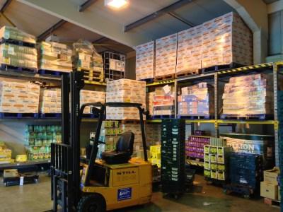 Fareshare Forklift