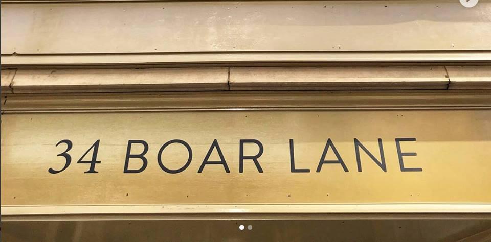 Boar Lane