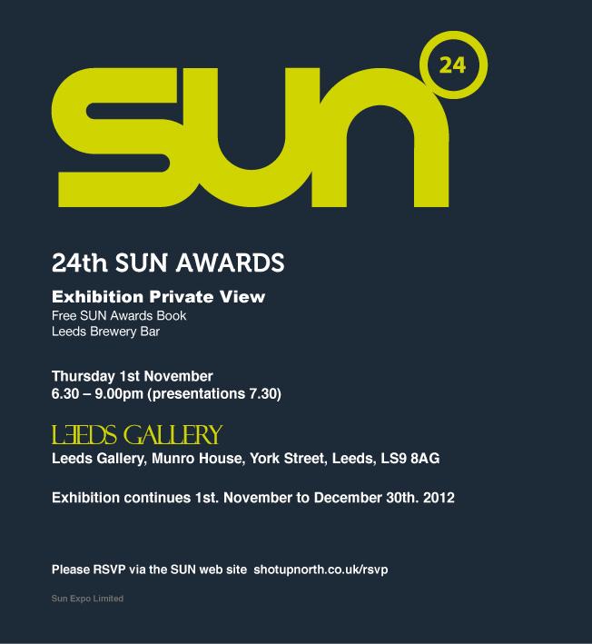 SUN24 - Private View Invitation