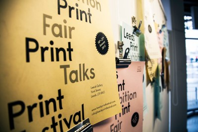 Leeds Print Festival (2013), The Gallery at Munro House
