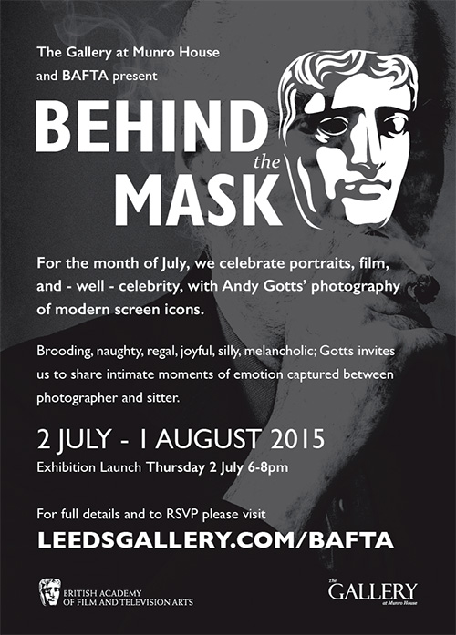 BAFTA: Behind The Mask