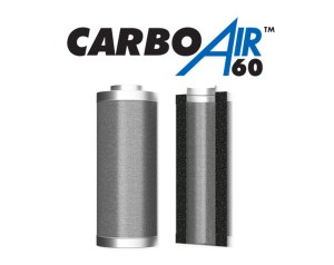 CarboAir 60mm Carbon Bed