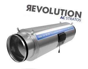 Systemair Revolution Silenced