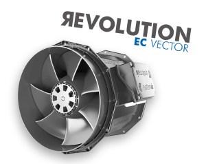 Systemair Revolution Fan