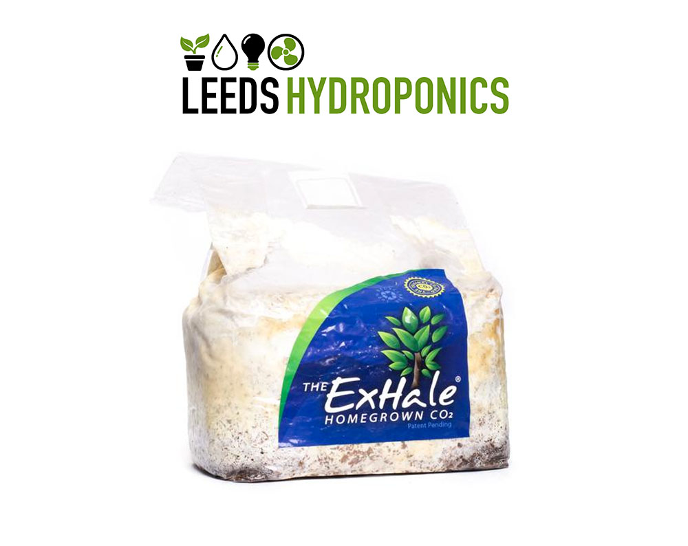 Exhale CO2 Bag | Leeds Hydroponics | Number One In Yorkshire