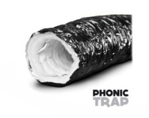 Phonic Trap Acoustic Ducting - Quietest Ducting On The Market