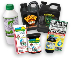 Boosters & Additives
