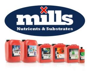 Mills Nutes