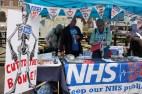 Leeds KONP stall volunteers