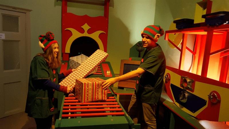 Temple Newsam Christmas