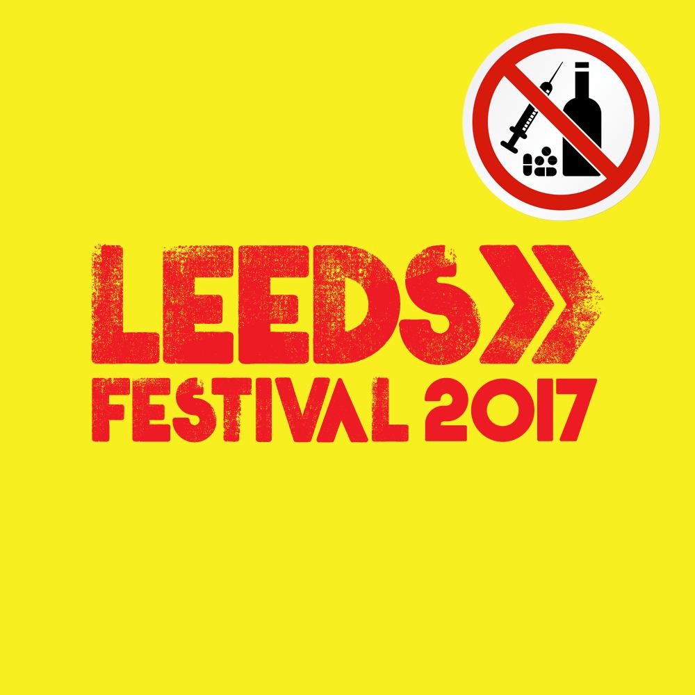 Leeds Festival Drug Testing