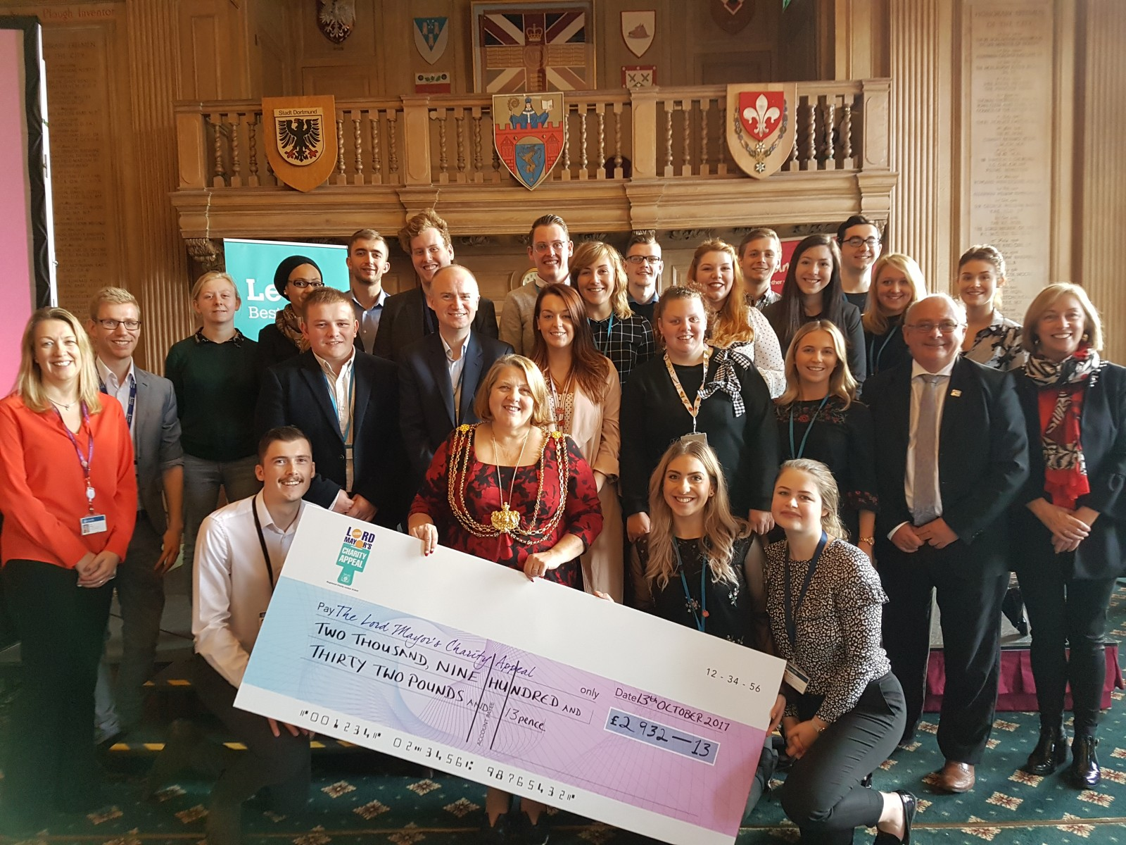 Lord Mayor's Charity Appeal