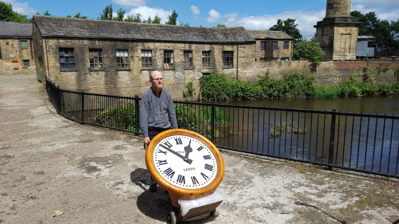 Potts clock