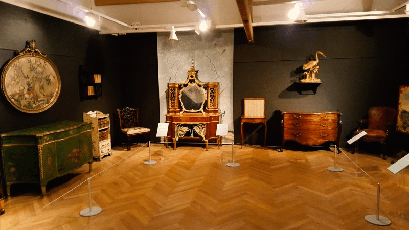Thomas Chippendale exhibition