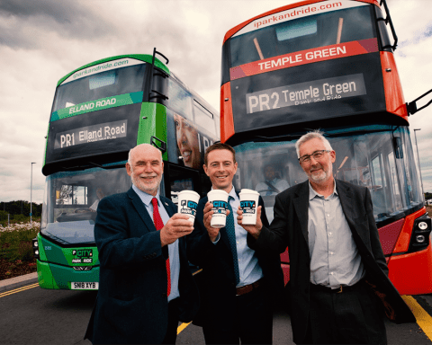 Hybrid Electric buses
