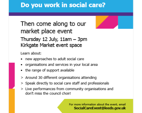 'Find out about social care'