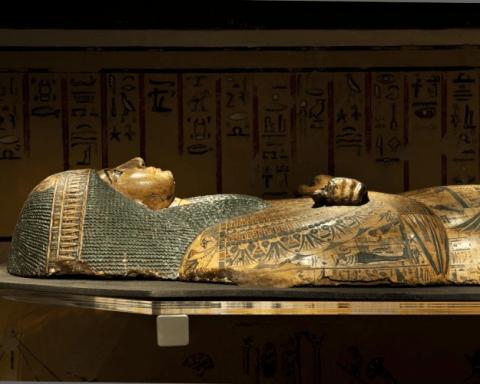 Leeds Mummy