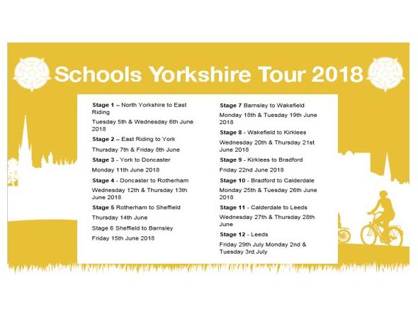 Schools Yorkshire Tour