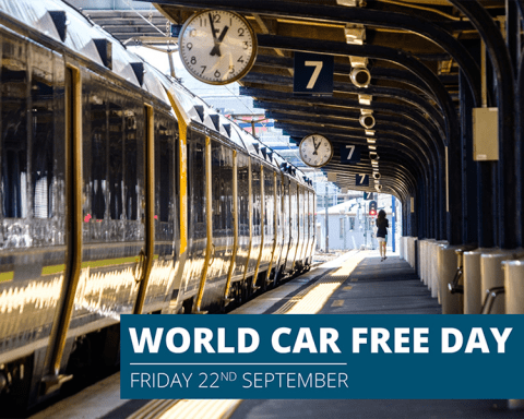 Leeds World Car Free Day