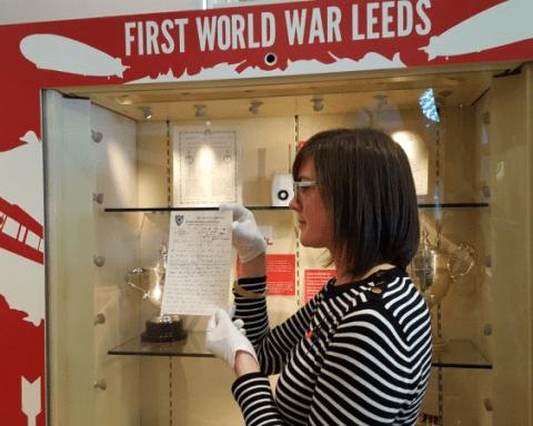 Ruth Martin, Leeds City Museum's curator