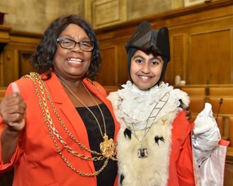 Leeds Children's Mayor
