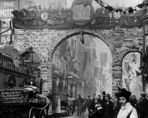 Leeds Bread Arch