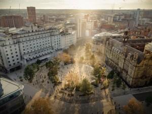 Leeds City Square