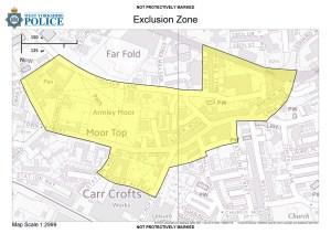Armley Exclusion Zone