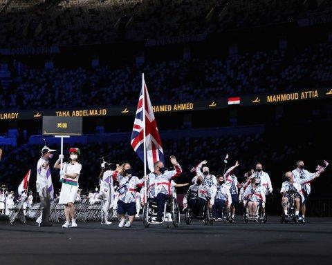 Paralympics GB