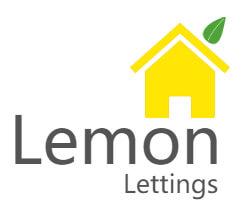 Lemon Lettings Leeds Logo
