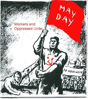 Image result for images of lenin on may day