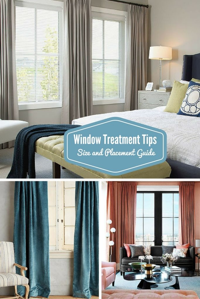 how to hang curtains the right way