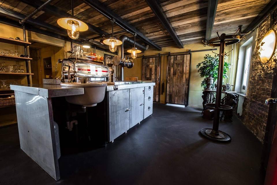 Horecavloer zuid limburg u2013 beton look vloer eetcafé mareveld leef