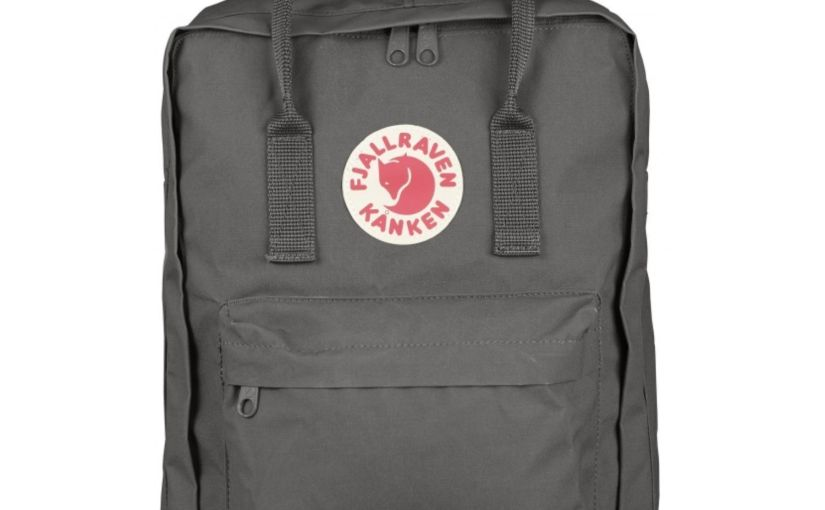 Fjällräven Kånken backpack: Too cool for school