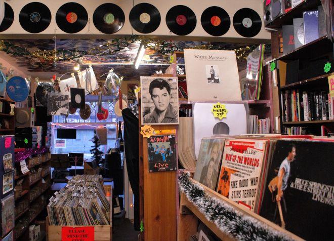 Vintage Vinyl Morecambe