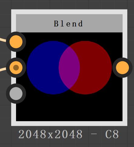 Blend  2048x2048