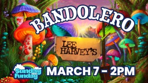 Bandolero @ Lee Harvey's