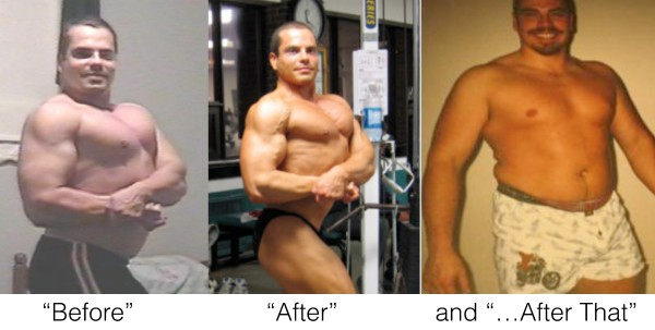 Before - After - And After That...