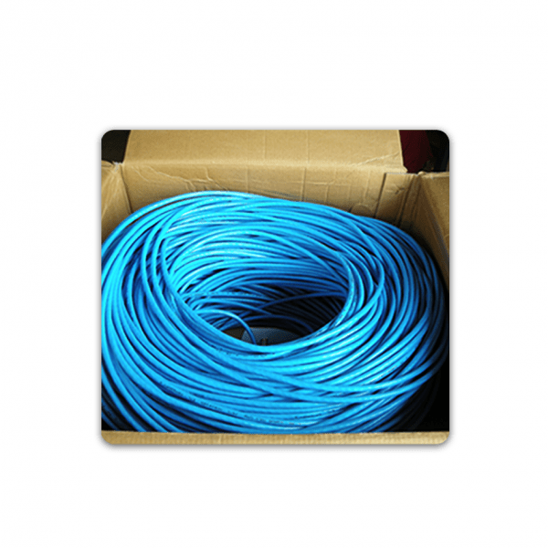 MXWELL CAT-6E 'CU' Cable (305m)