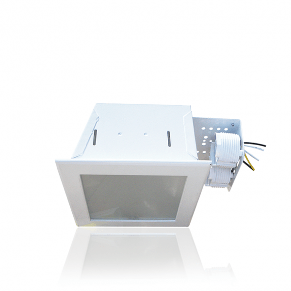 LEMAX 2x 18W PLC Fitting (White)