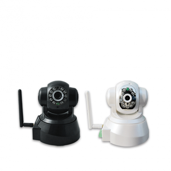 IP Camera (Black, White)