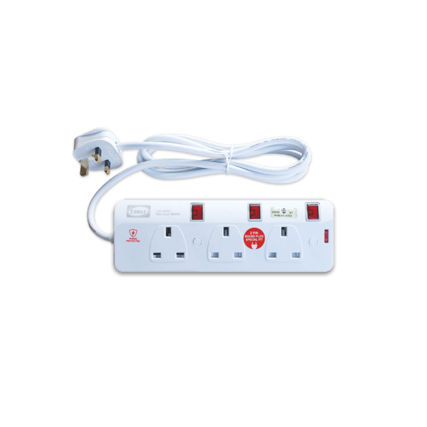 Extension Socket-ES-703N(SP) (2mtr)